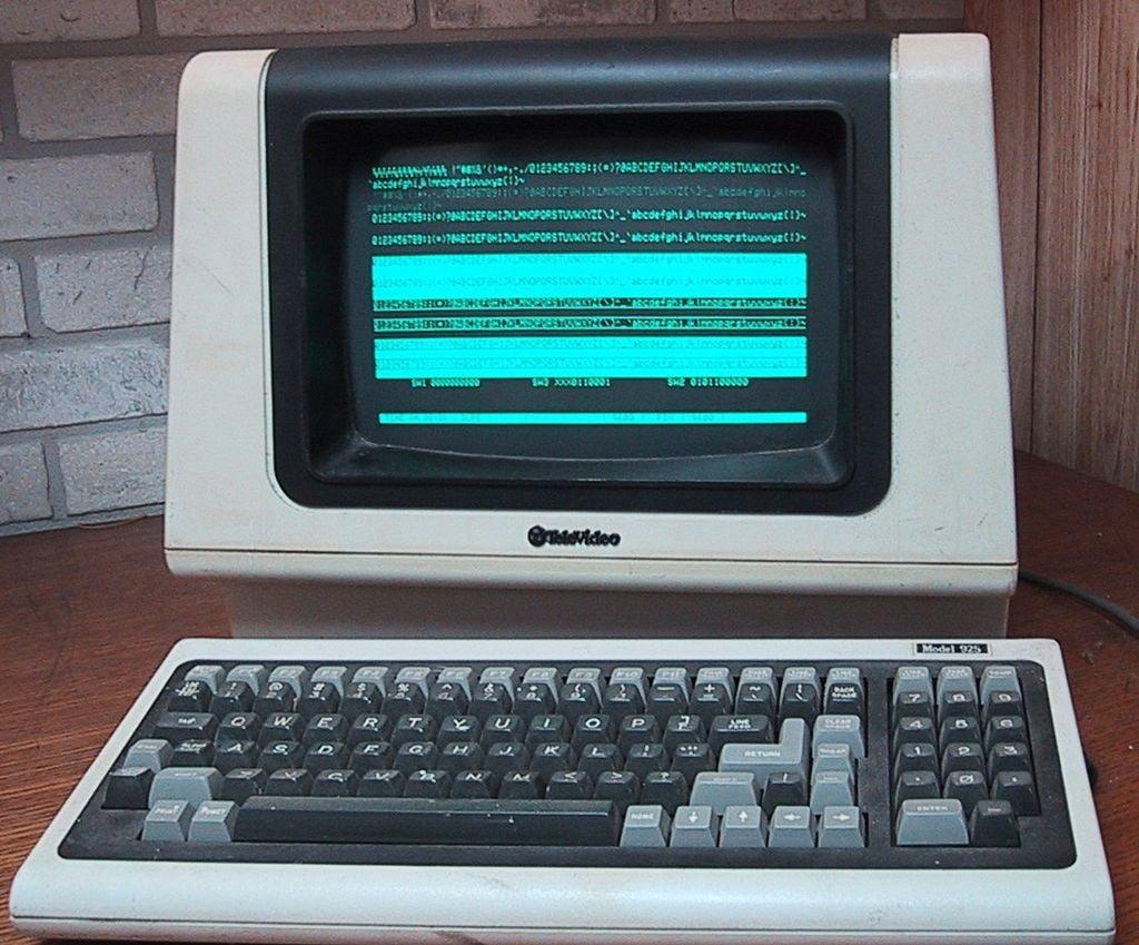 Televideo 925 Terminal - 1981