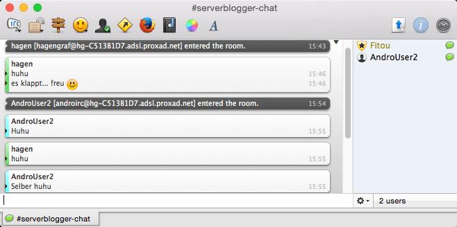 Adium Chat Client