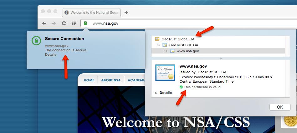 Zertifikate, SSL, TLS und HTTPS – ein Crashkurs