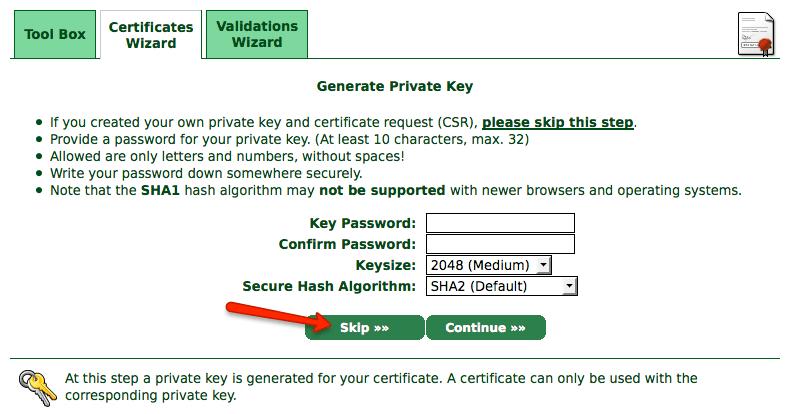 Virtuelle Apache Hosts Mit Tlsssl Zertifikaten Von Startssl