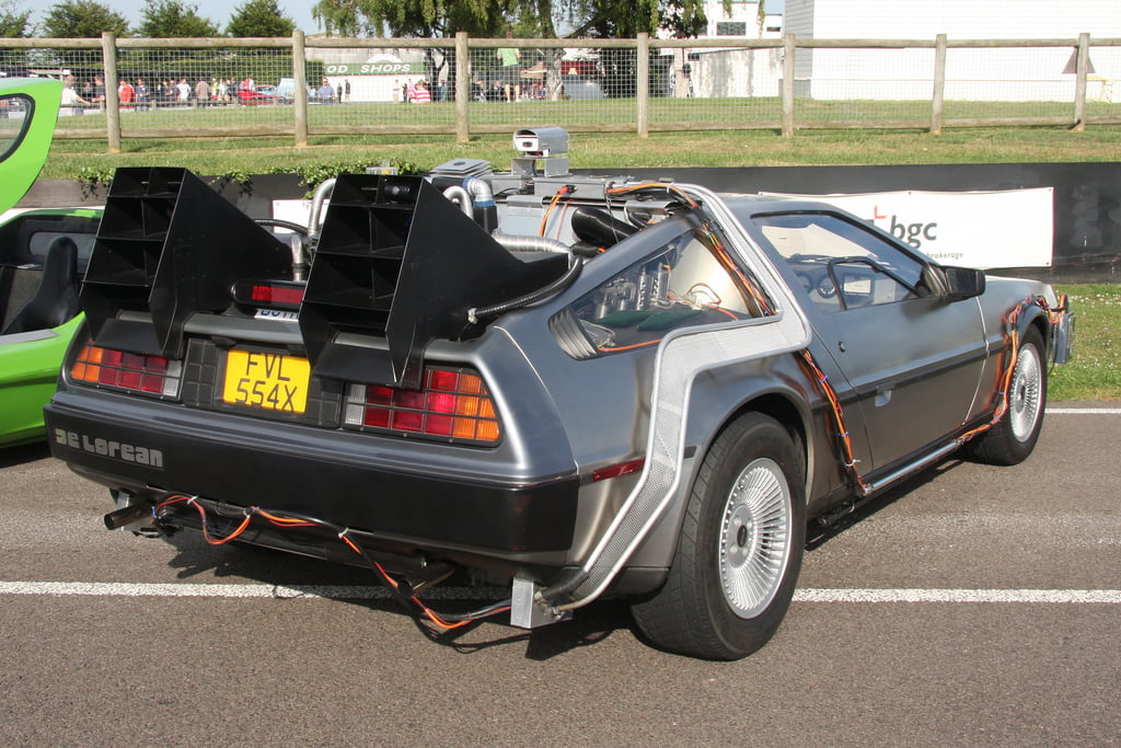 Back to the future again - Photo: Brian Snelson https://www.flickr.com/photos/exfordy/3672645167/ CC BY 2.0