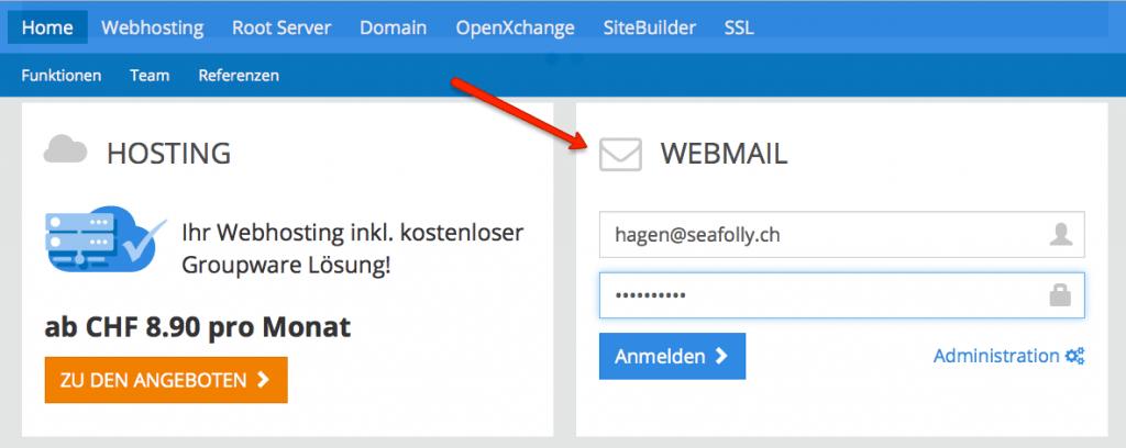 NOVATREND Webmail