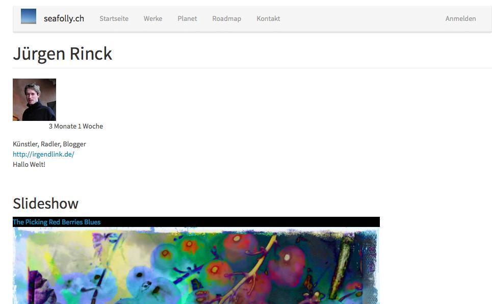 Drupal 8 – Slideshow im Benutzerprofil – NOVATREND Blog