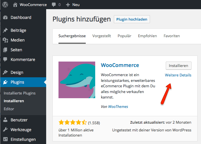WooCommerce Plugin