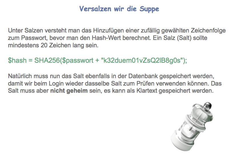 Screenshot - http://www.martinstoeckli.ch/hash/de/hash_salt.php