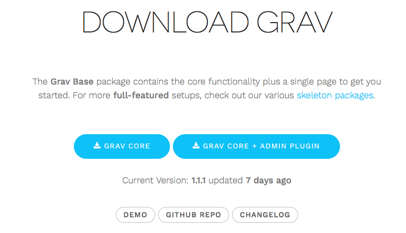 GRAV Download