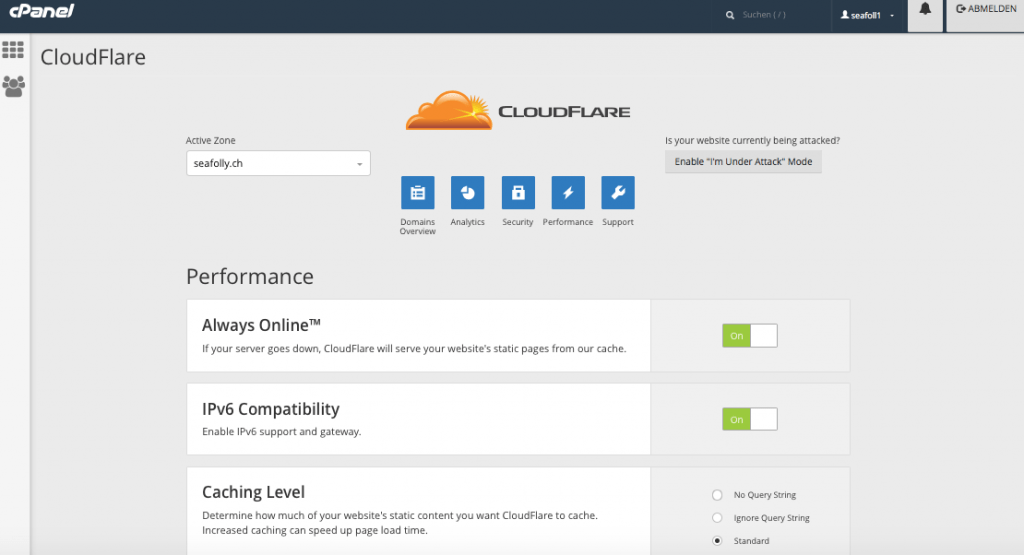 Cloudflare E-Mail-Schutz | CloudFlare Cautions