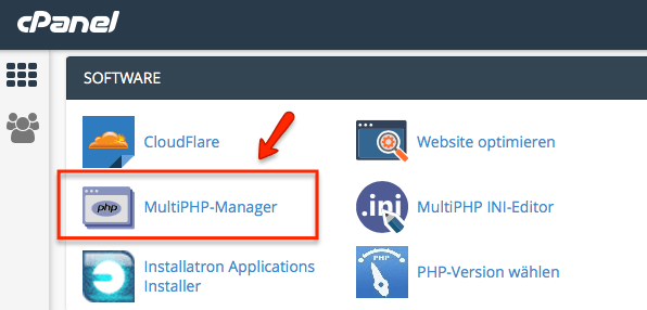 MultiPHP Manager