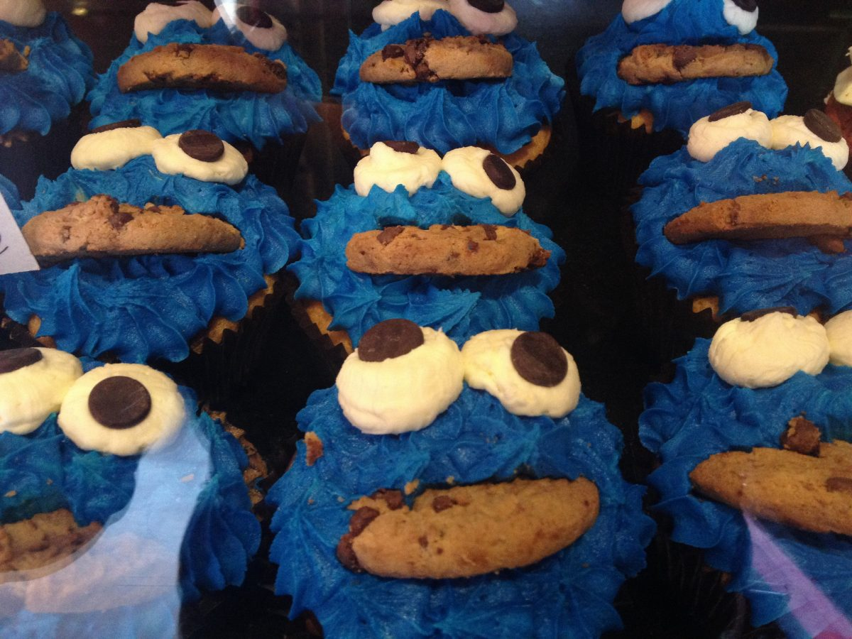 Cookie Monster by Isabell Schulz https://www.flickr.com/photos/isapisa/14813766988 CC BY-SA 2.0