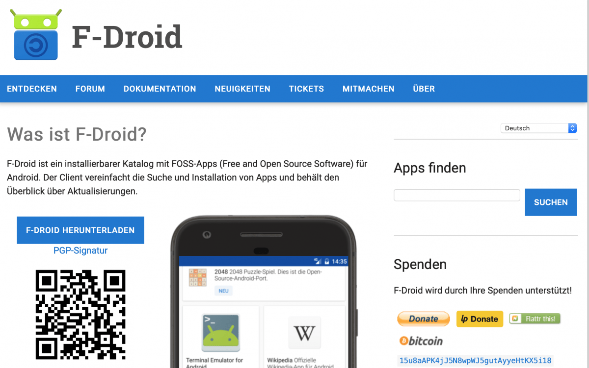 F-Droid – Was ist das eigentlich?