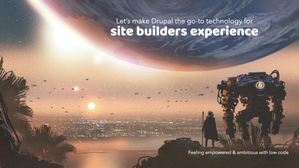 State of Drupal Slide